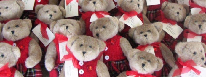 Our heart bears helping to provide new lives